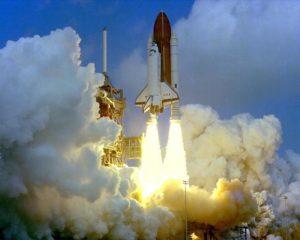 スペースシャトル STS-3 コロン...